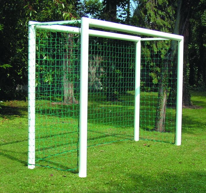 Image of   Belle Porte Fodboldmål med Net - Monteringsplade