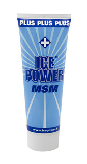 Image of   Ice Power Cold Gel + MSM - 100 ml