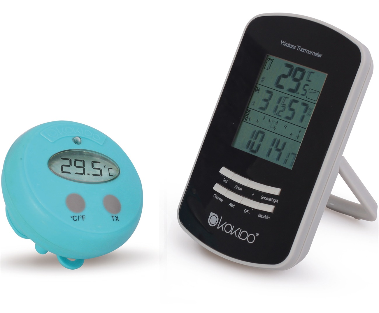Image of   Comfortpool Trådløst termometer