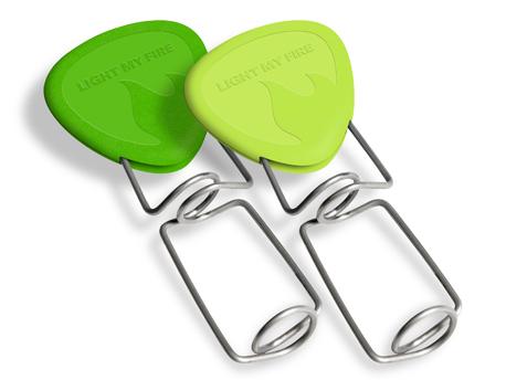 Image of   LMF Bedstefar's FireFork 2pack - Lime / Green