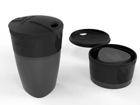 Image of   LMF Pack-up-Cup - Black
