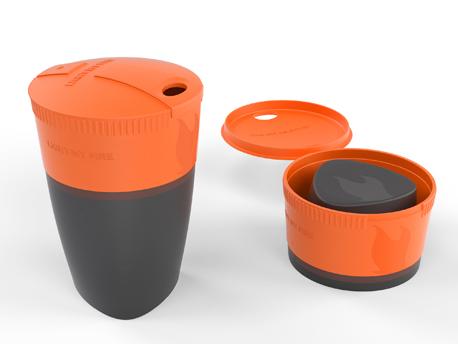 Image of   LMF Pack-up- Cup - Orange