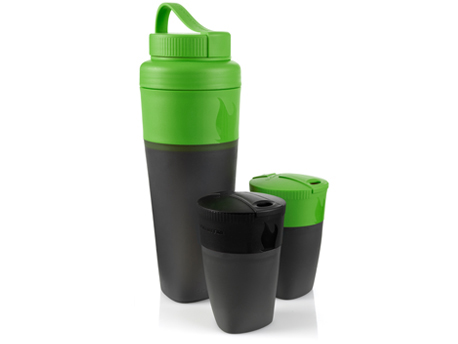 Image of   LMF Pack-up-Drink Kit - Grøn / Black