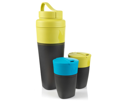 Image of   LMF Pack-up-Drink Kit - Lime / Cyan Blue
