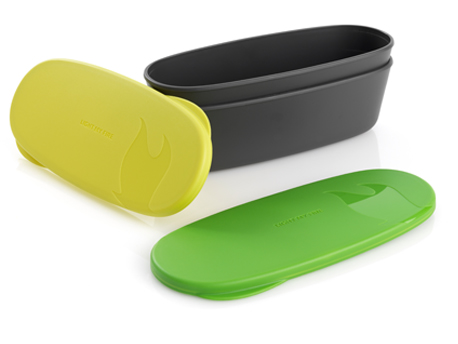 Image of   LMF SnapBox Oval - Lime / Grøn