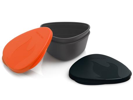 Image of   LMF SnapBox - Orange / Black