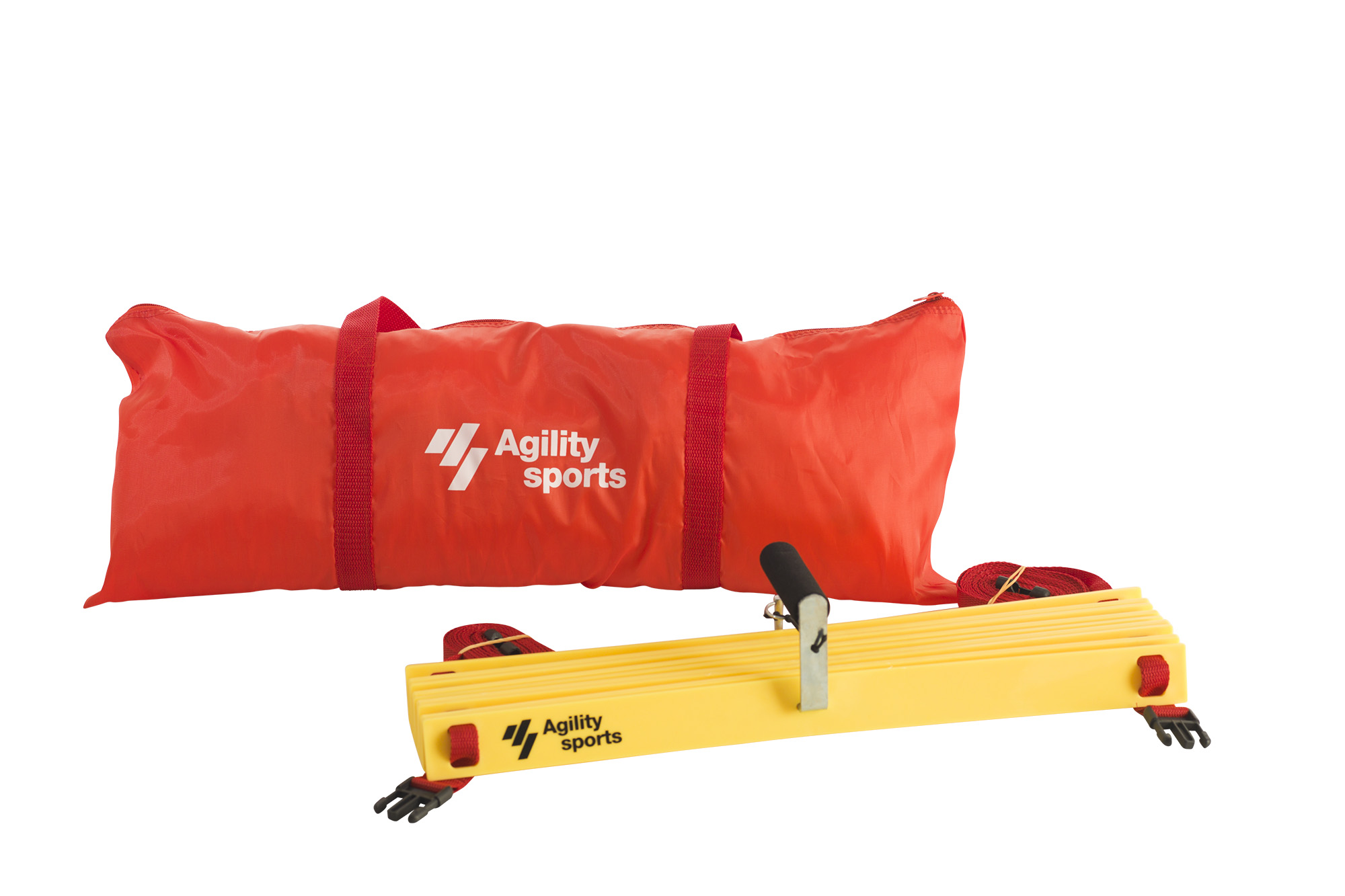 Image of   Agility Sports Agility Ladder - 400 cm - Gul