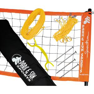 Image of   Megaform Spectrum 2000 Volleyball Net - Blå