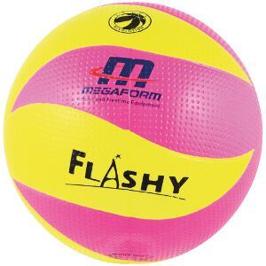 Image of   Megaform Flashy Volleyball - størrelse 5