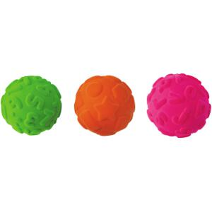 Image of   Educational Balls - Set of 3