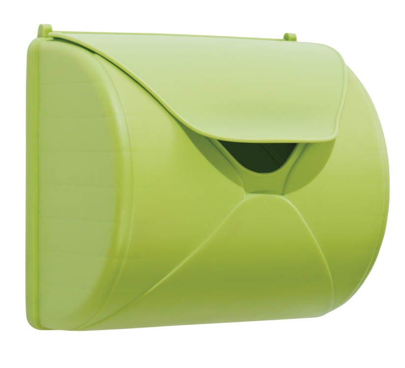Image of   AXI Postkasse - Lime Green