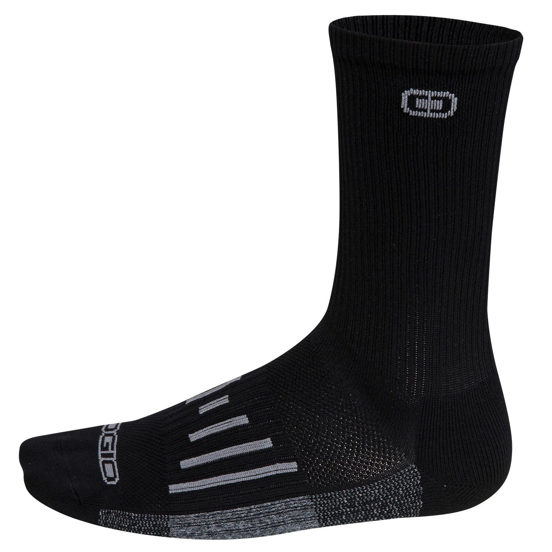 Image of   Ogio Crew Cut Socks - Black