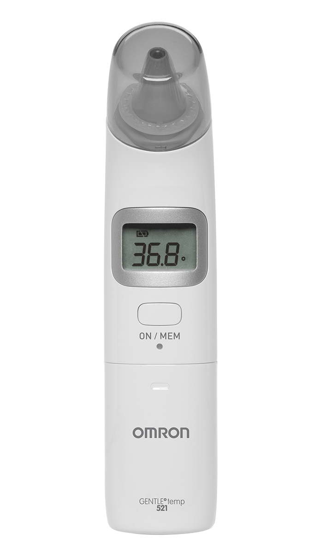 Omron Oorthermometer Gentle MC521