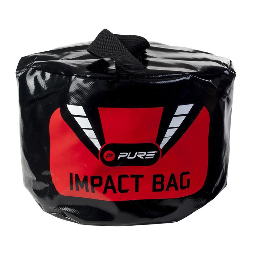 Image of   Pure2Improve Impact Taske - Sort / Rød