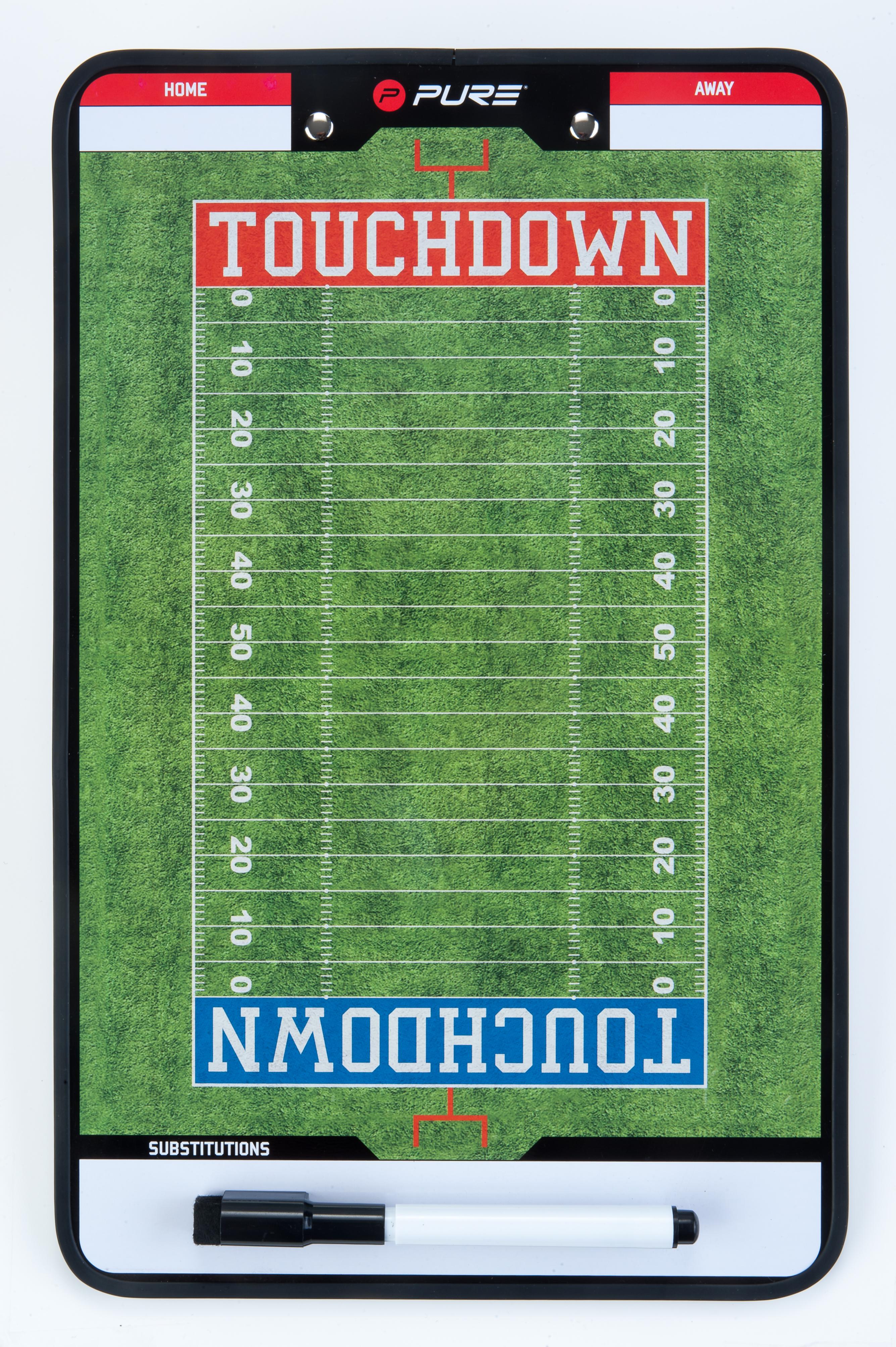 Image of   Pure2Improve American Football Coachboard
