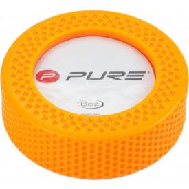 Image of   Pure2Improve Ishockey Puck - Orange / Hvid