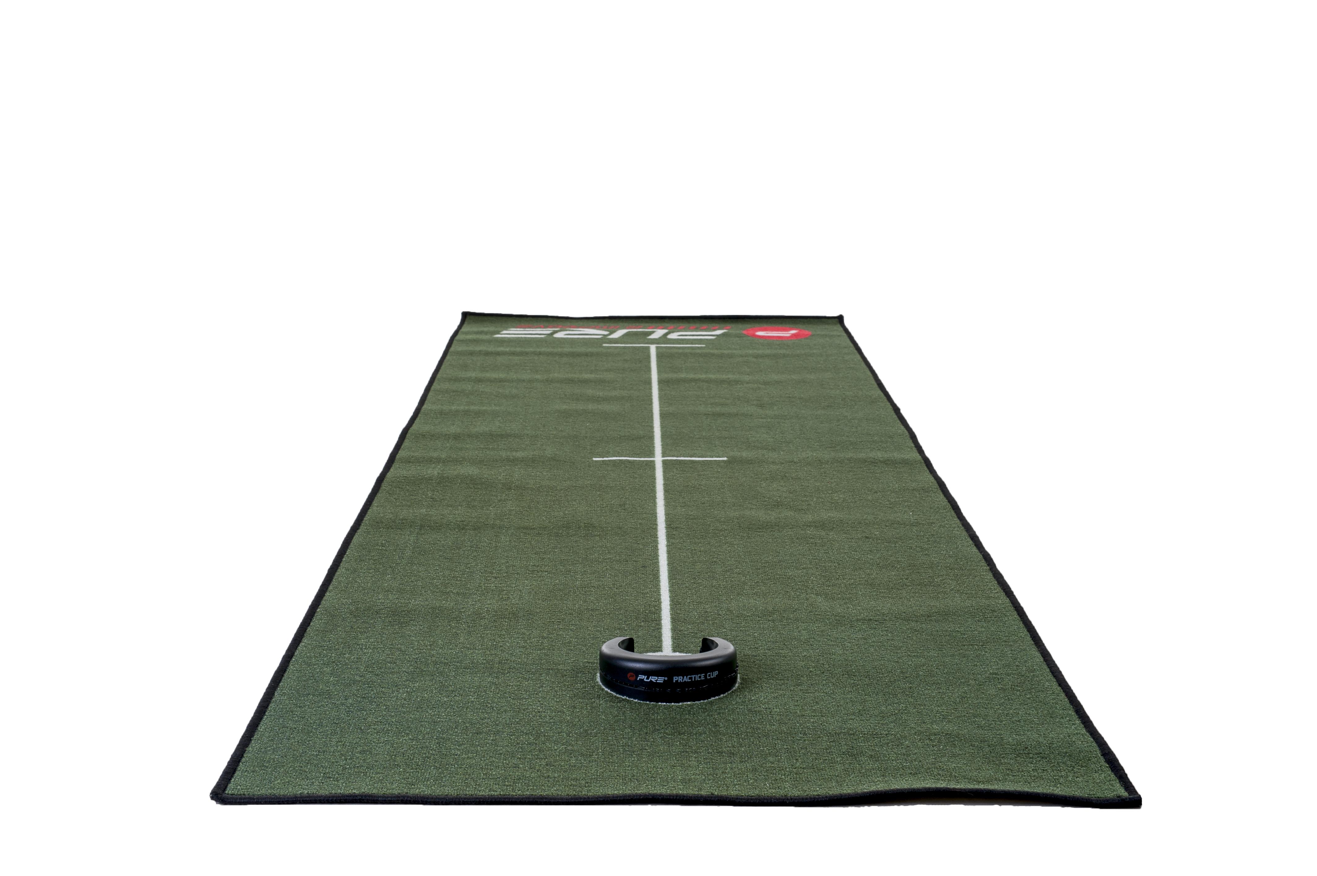 Image of   Pure2Improve Golfputting Mat