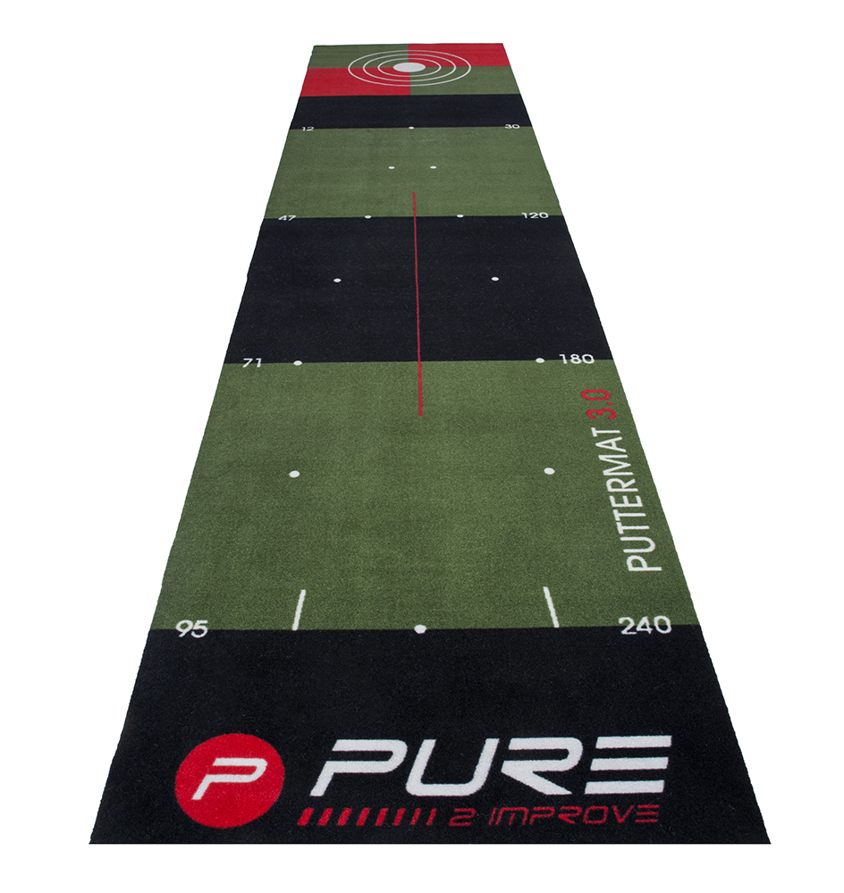 Image of   Pure2Improve Golfputting Mat 65 x 300 cm