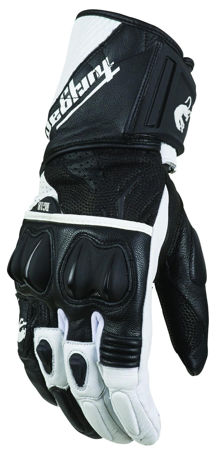 Furygan RG-18 Handschoenen - Zwart / Wit