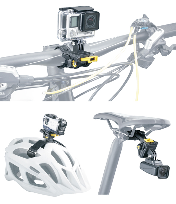 Topeak houder Camera Multi Mount