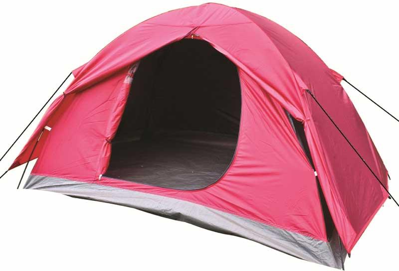 Highlander Birch 2 Tent - Rood
