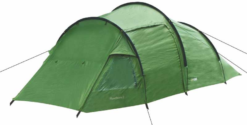 Highlander Hawthorn 2 Tent - Groen