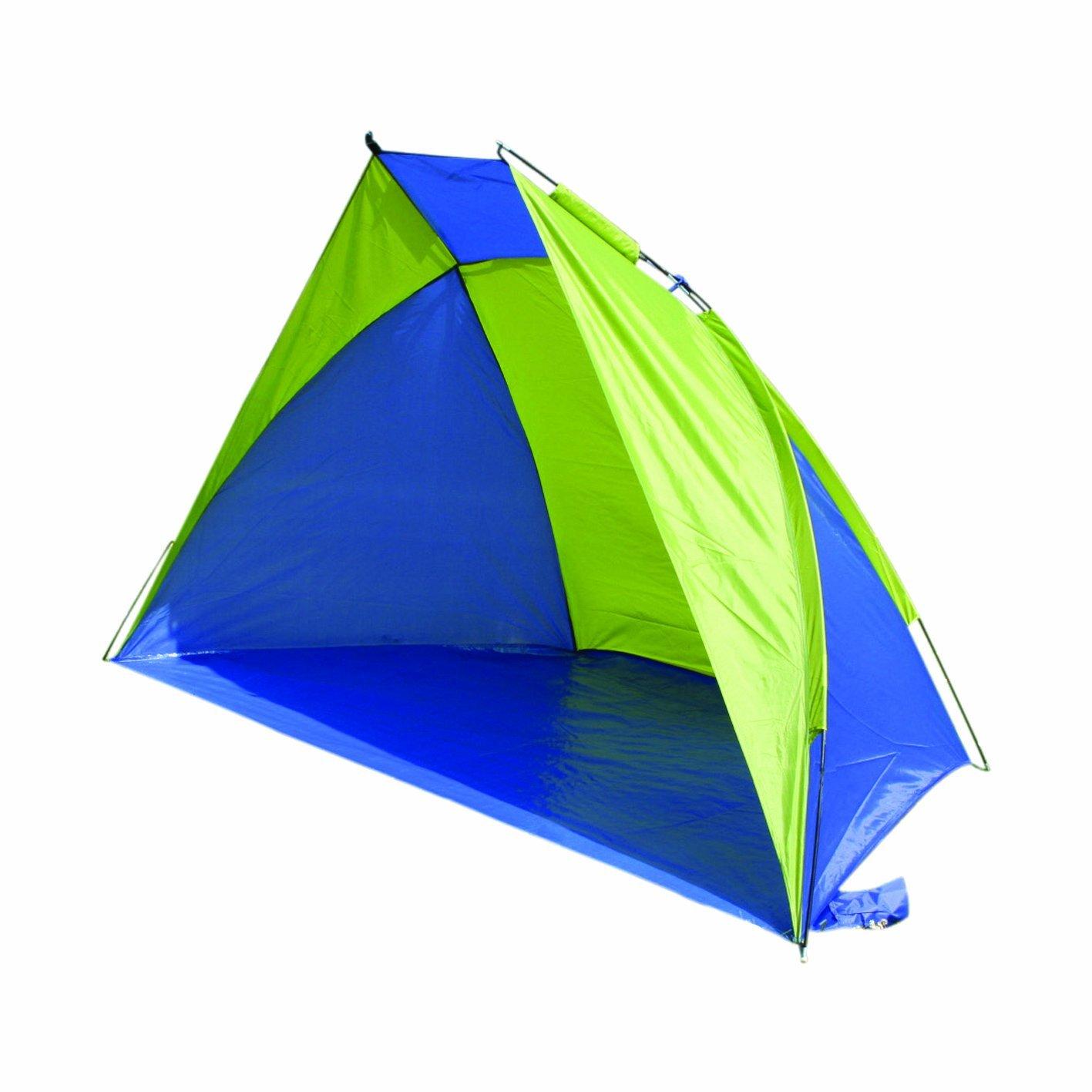 Highlander Loch Lomond Summer Shelter - Blauw - Groen
