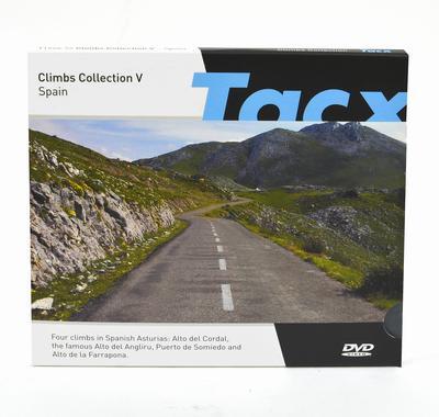 Tacx DVD Collectie van Spaanse Bergen