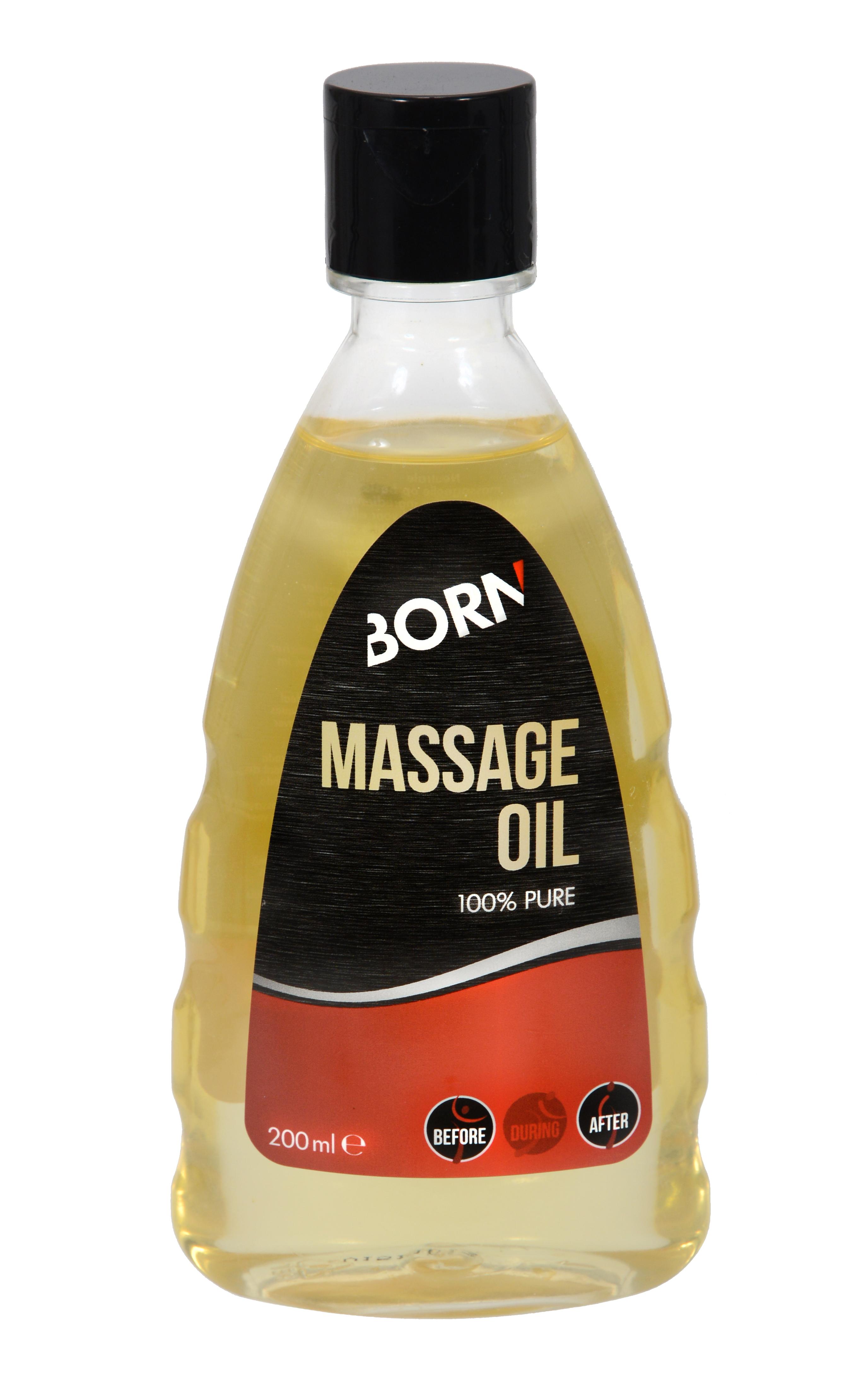 Image of   BORN Massage Oil - 250 ml