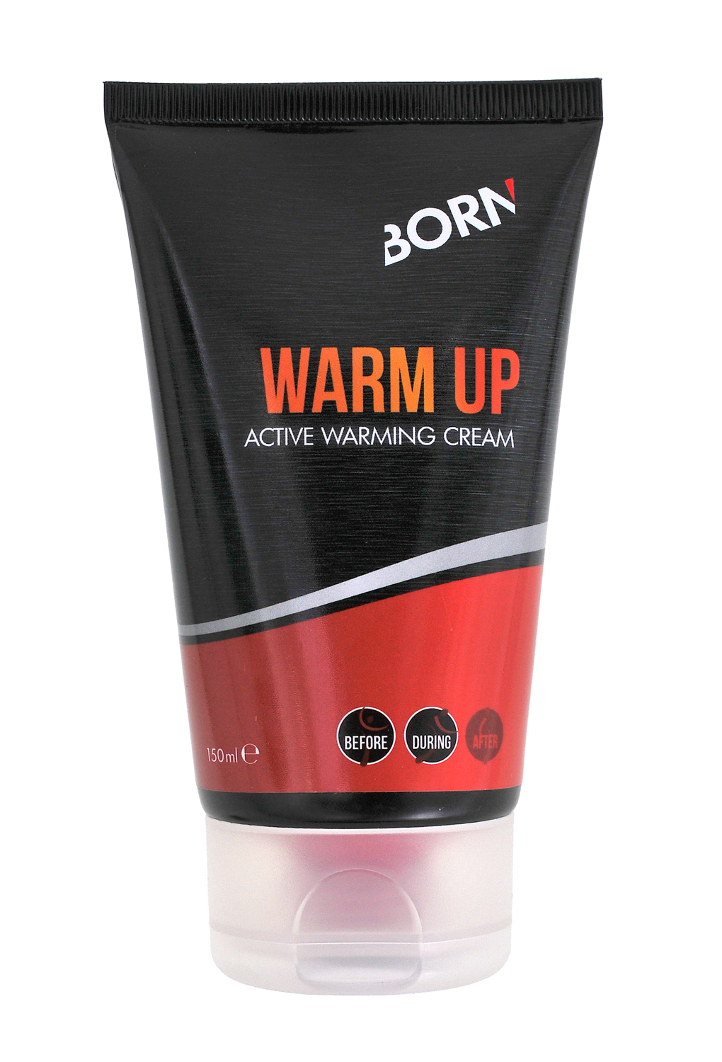 Image of   BORN Warm Up Body Care - 150 ml