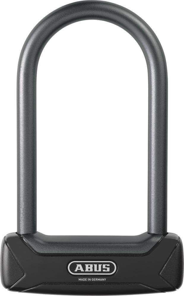 Image of   Abus Granit Plus 640 U-Shackle Lås 135HB150 - 12 mm / 230 mm - Sort