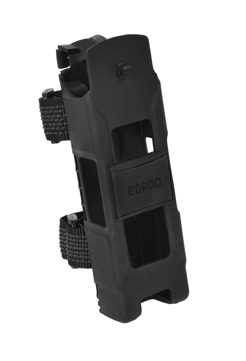 Abus Bordo 6000/6100 Foldable Lock Bag - 5 mm / 90 cm - Black
