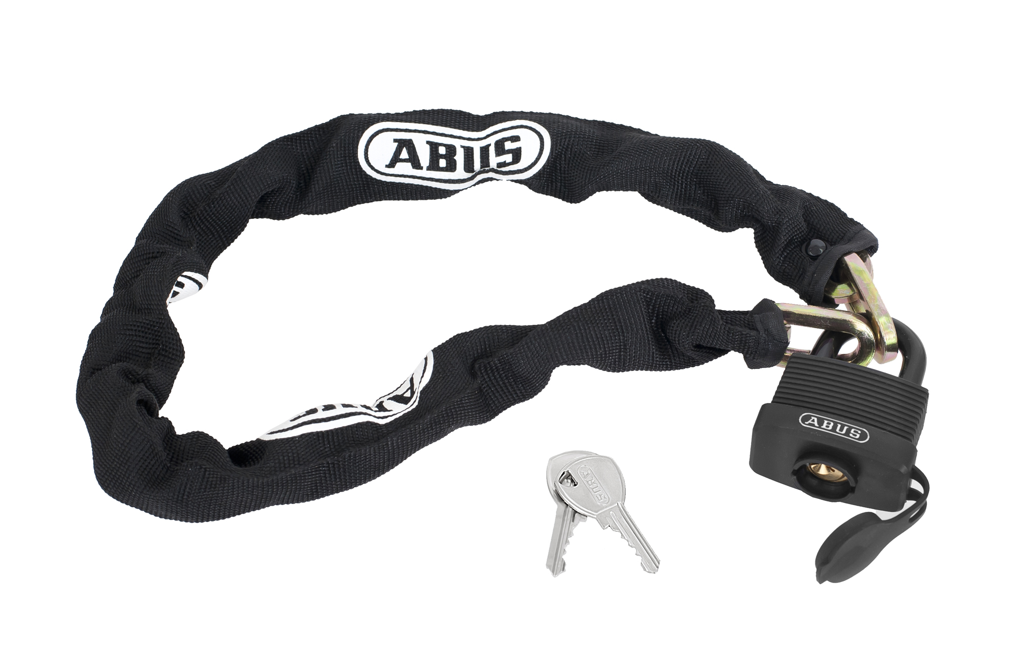 Image of   Abus Expedition Chain Lock 70/45 - 6 mm / 65 cm - Black