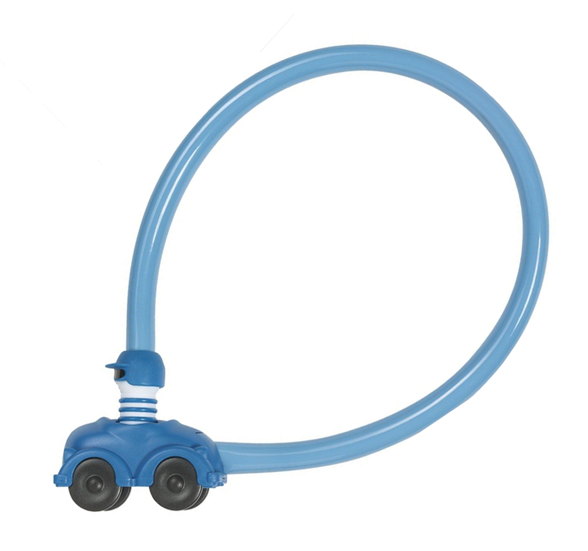 Abus My First 1505 Cable Lock - 4 mm / 55 cm - Blue