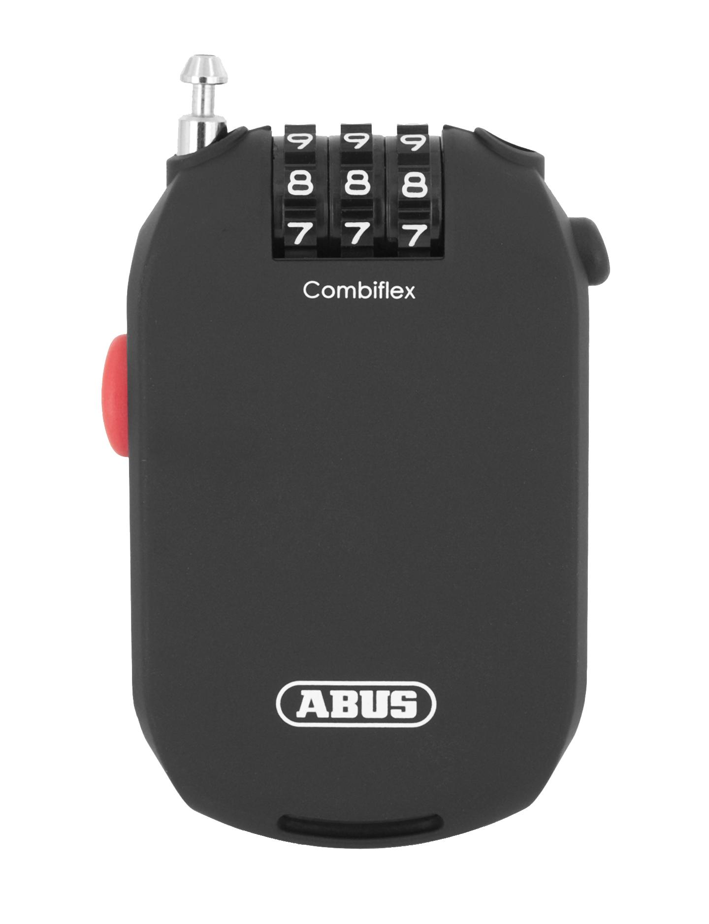 Image of   Abus Combiflex 2503 Cable lås - 120 cm - Black