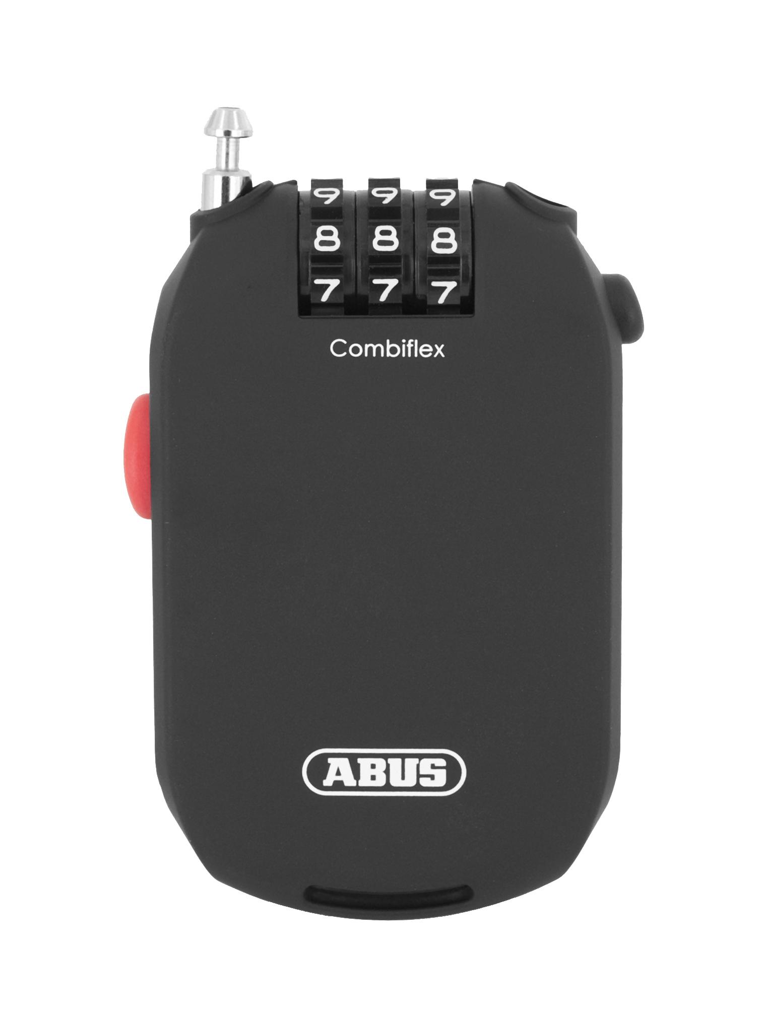 Image of   Abus Combiflex 2502 Cable lås - 85 cm - Black