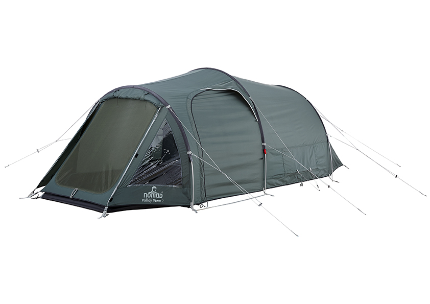 Nomad Valley View 2 Tent - 2 personen - Moss