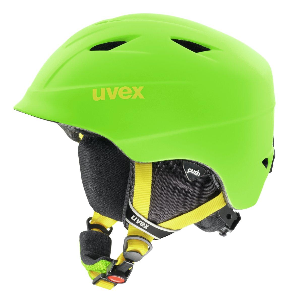 Image of   Uvex Airwing 2 Pro Helmet - Applegreen-mat