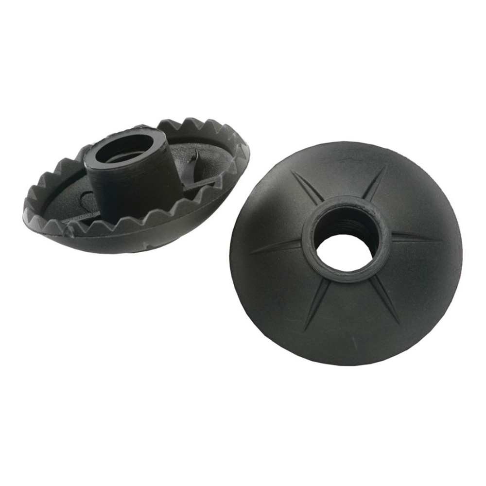 Image of   12Snorkel Snorkel Mask - Black / Blå - L / XL