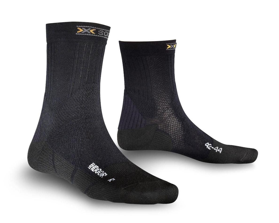 X-Socks Indoor Heren - Zwart - 39-41