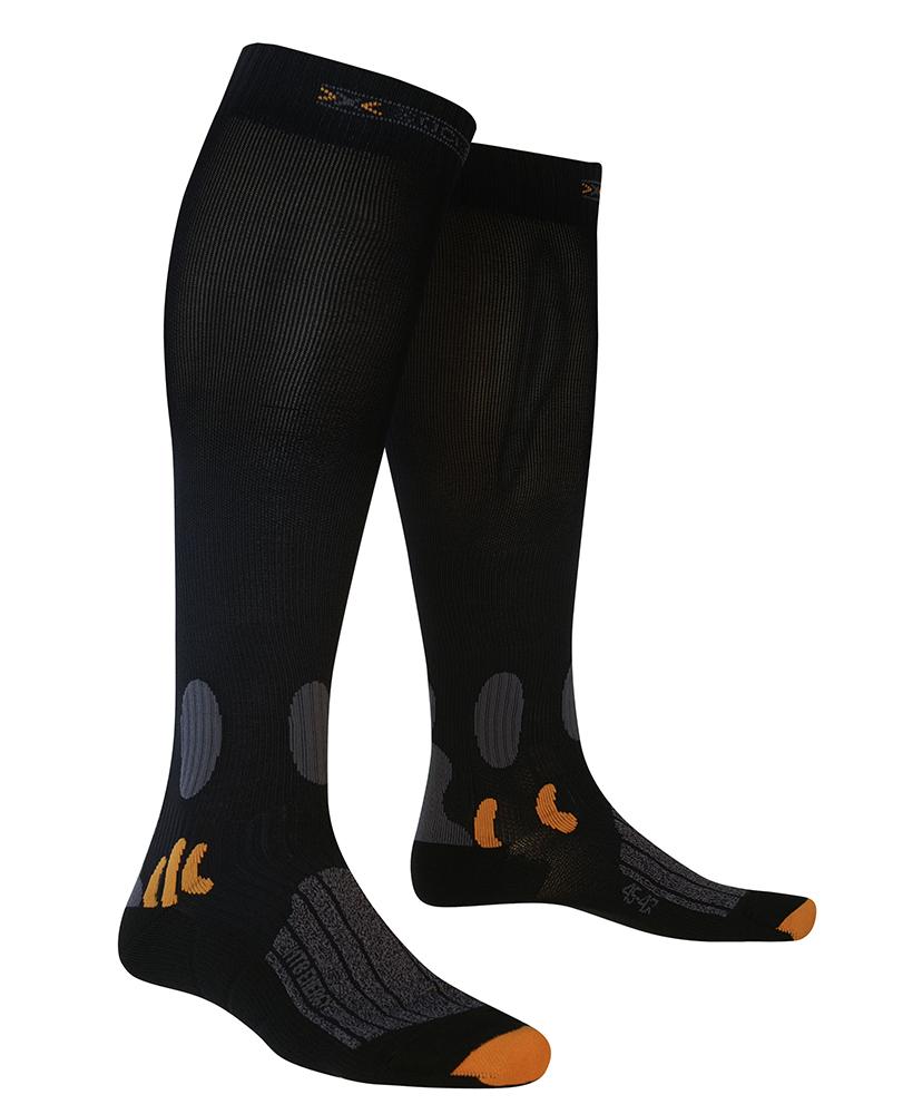 X-Socks Energizer Mountainbike Mænd - Sort