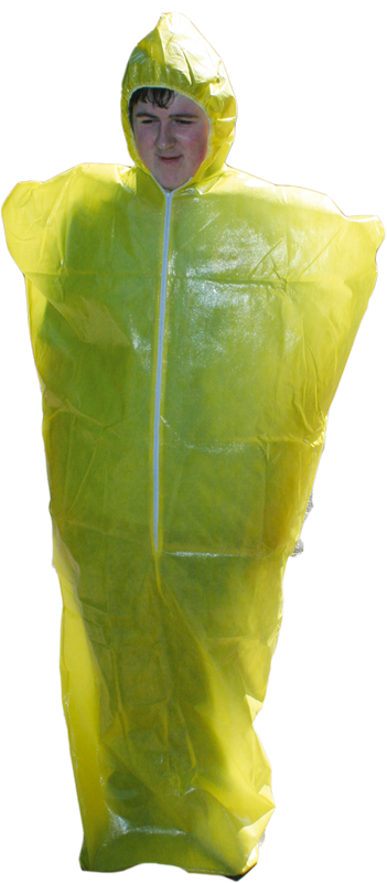 Image of   Bushcraft Thermal Protective Aid Thermal Protective Aid - Yellow