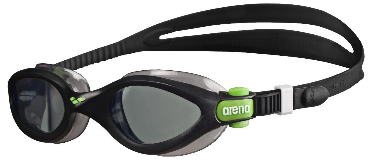 Imax 3 Zwembril Smoke-Zwart-Groen