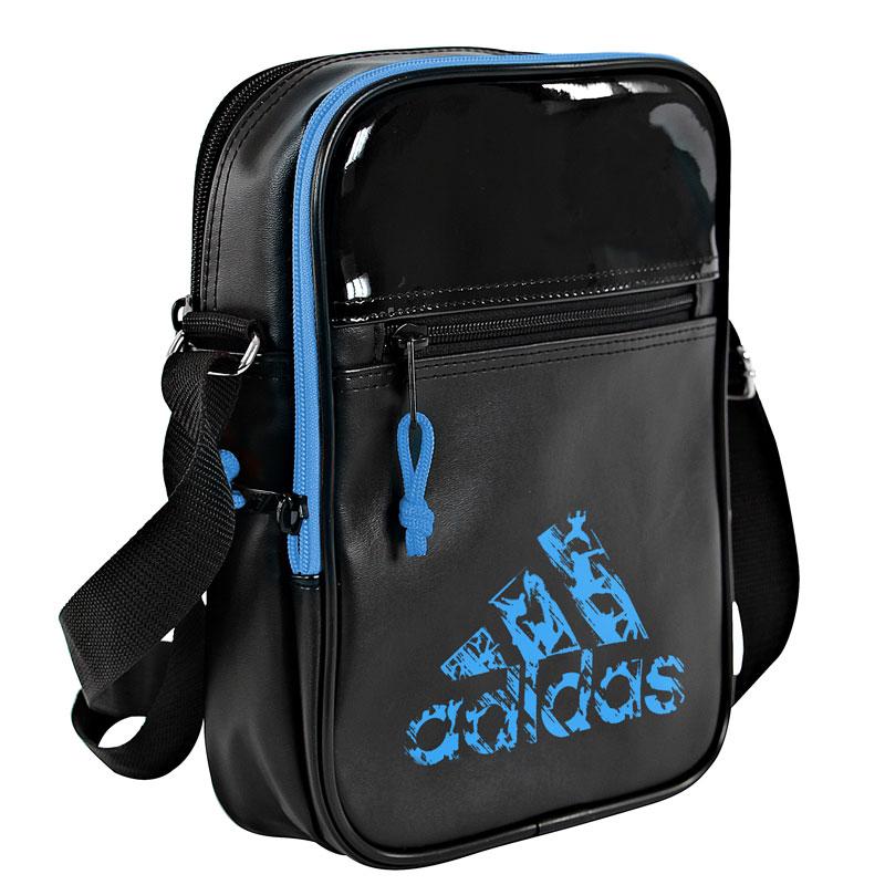 Image of   Adidas Organizer Sports Taske - Sort / Blå