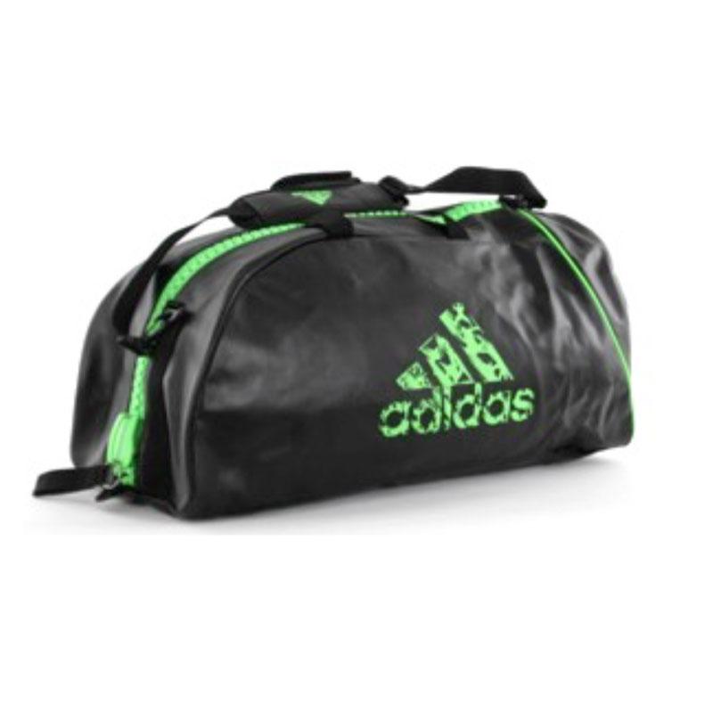 Image of   Adidas Super Boxing Sports Taske - Sort / Green_M