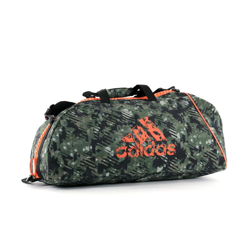 Image of   Adidas Super Boxing Sports Bag - Camo_M