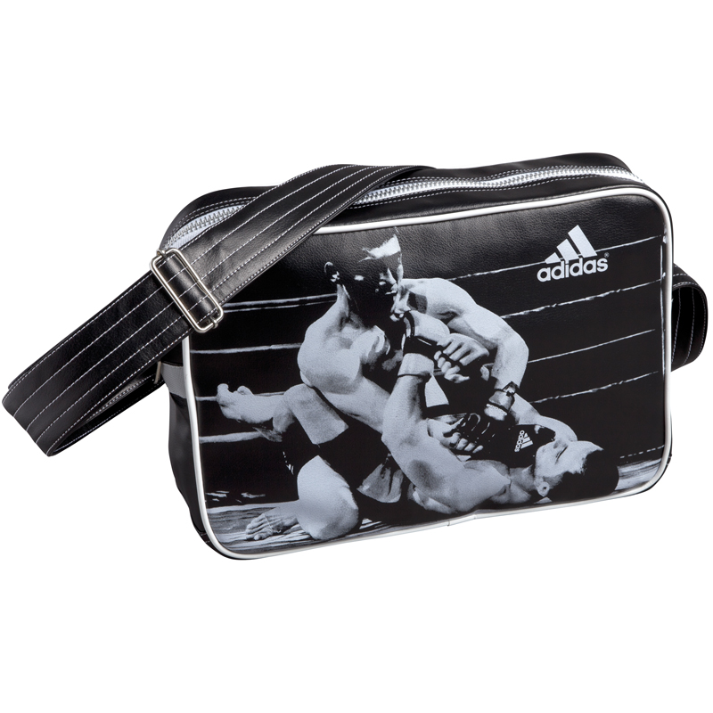 adidas MMA - Schoudertas - L - Zwart