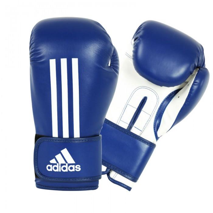 Image of   Adidas energi 100 (sparke) boksehandsker - blå / hvid