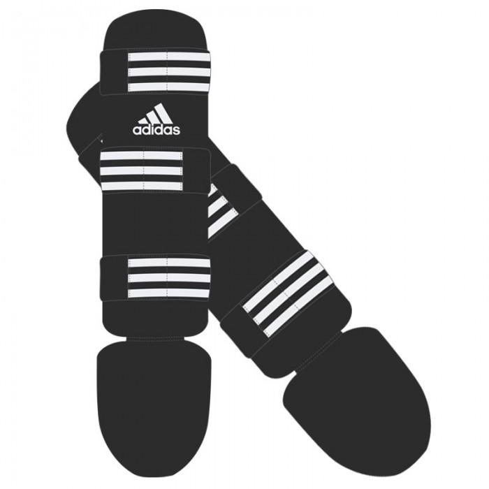 Image of   Adidas Good Shin Guards - Sort / Hvid
