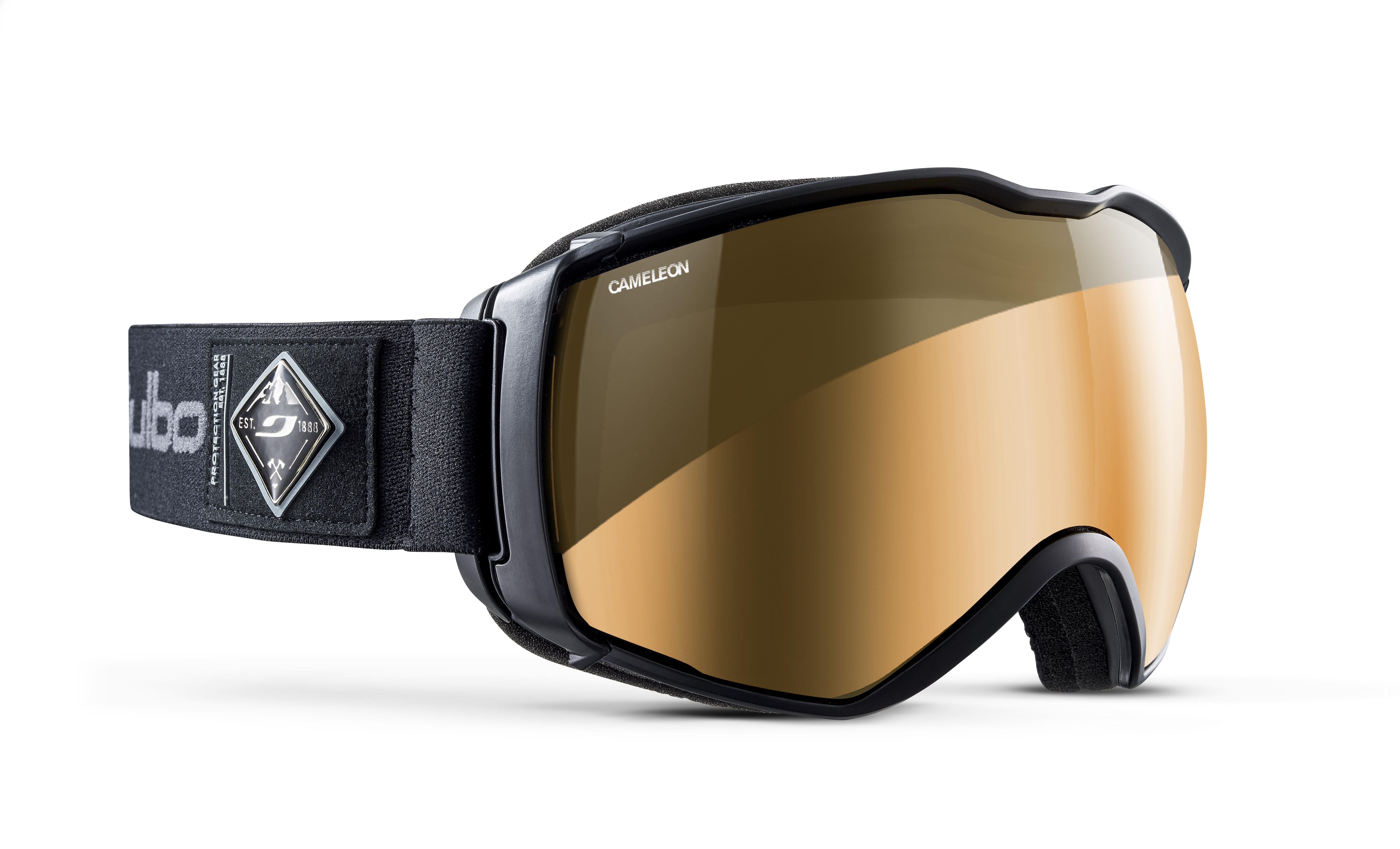 Image of   Julbo Aerospace Ski Goggles - Black - Cameleon